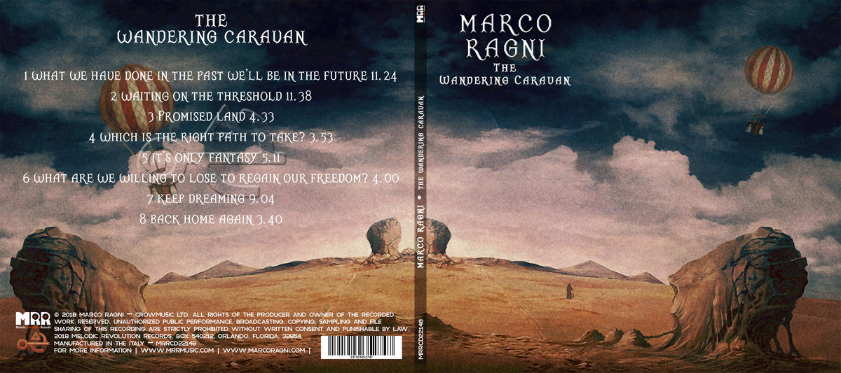 Promised land | Marco Ragni