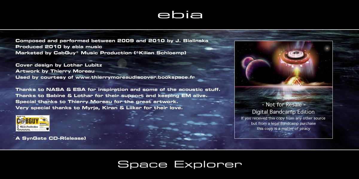 Space Explorer   Ebia †