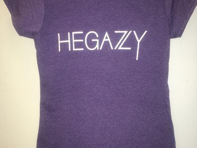 'HEGAZY' Women's Logo Tee main photo