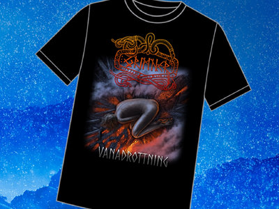 "Grimner T-shirt ""Vanadrottning"" main photo"