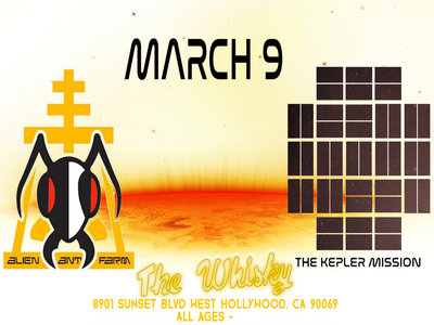 Tickets for The Kepler Mission with Alien Ant Farm at The Whisky on March 9 main photo