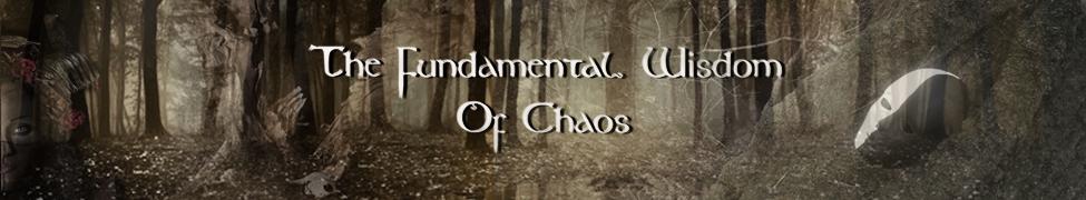 the fundamental wisdom of chaos avant garde metal gothique