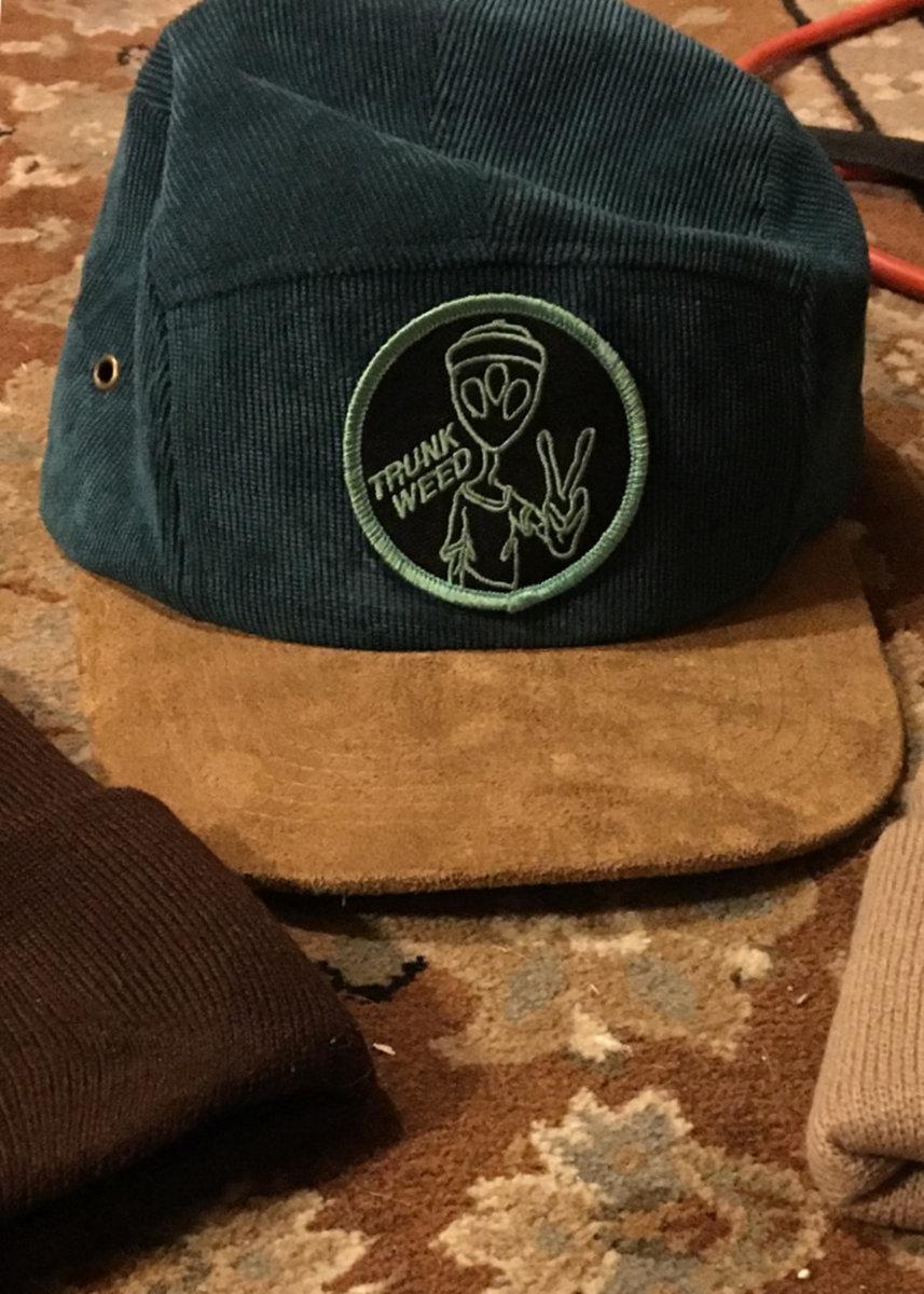 e4a1b53a4c2 1-of-a-kind Corduroy 5-panel Alien Hat main photo