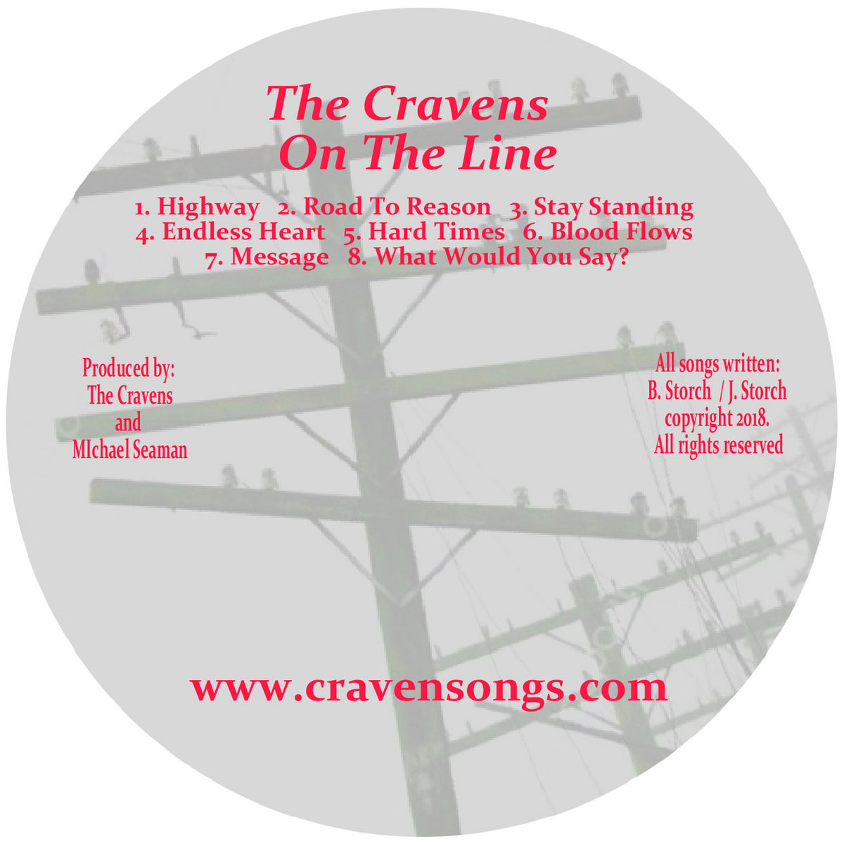 On The Line | The Cravens