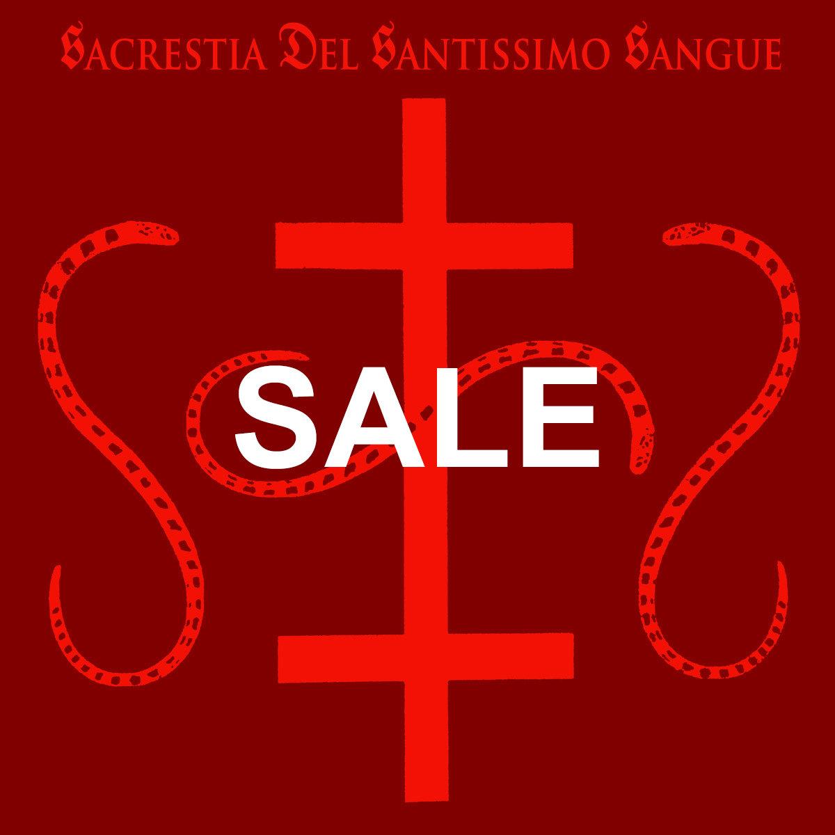 Sacrestia Del Santissimo Sangue - Real Italian Occult Terrorism
