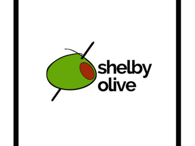 Shelby Olive Vinyl Sticker main photo