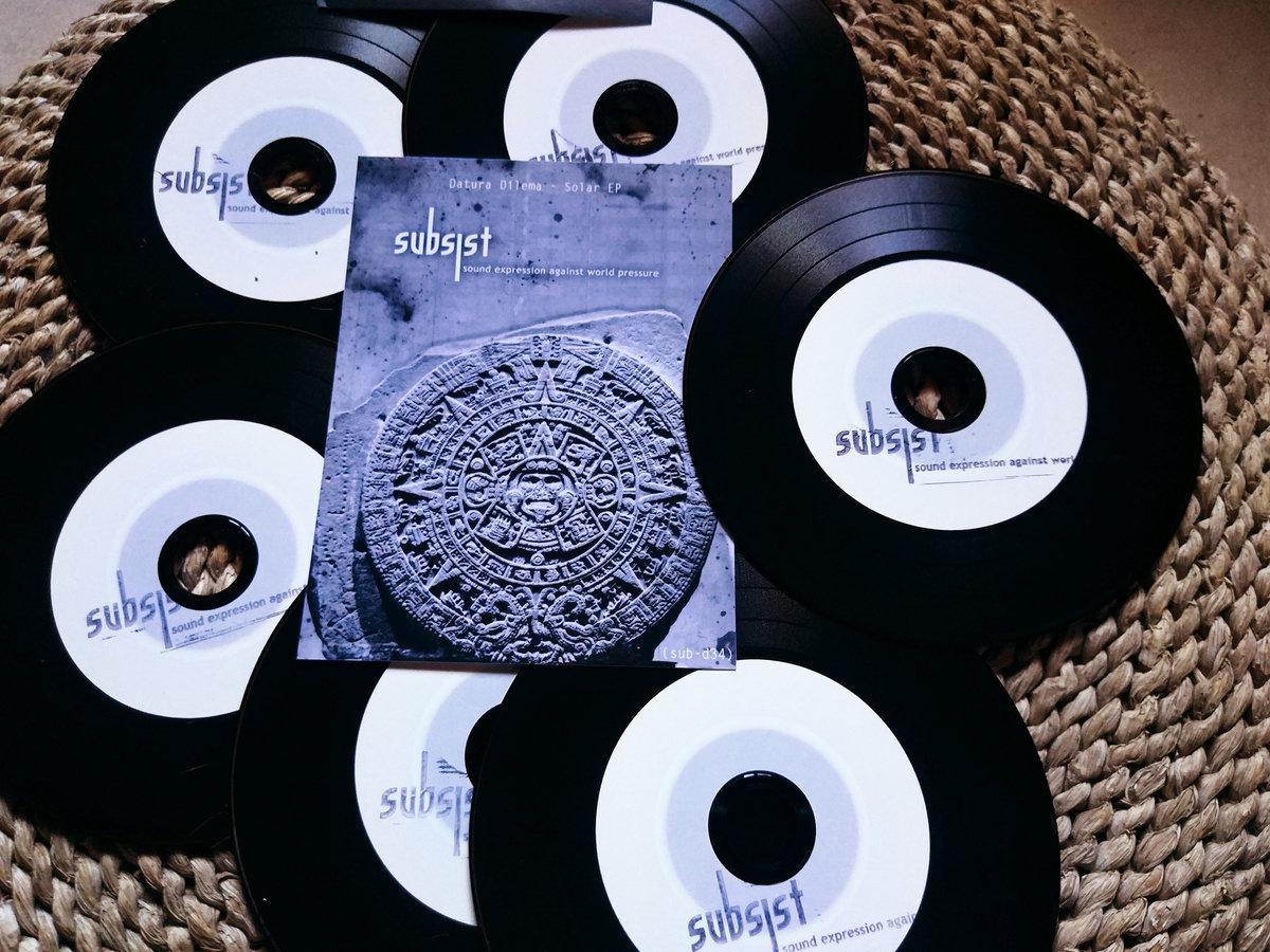 Serpiente Solar Tool | Subsist Records