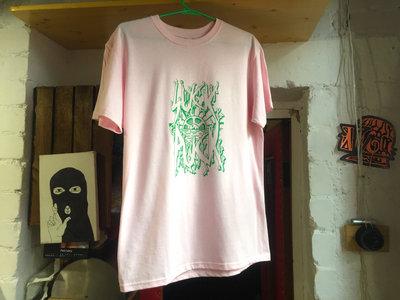Pink t-shirt (L-size) DIY main photo