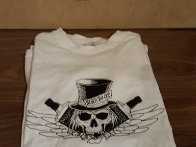 T-Shirt Never Too Old WHITE main photo