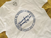 Macadam Mambo T-Shirt LOGO White/Blue photo