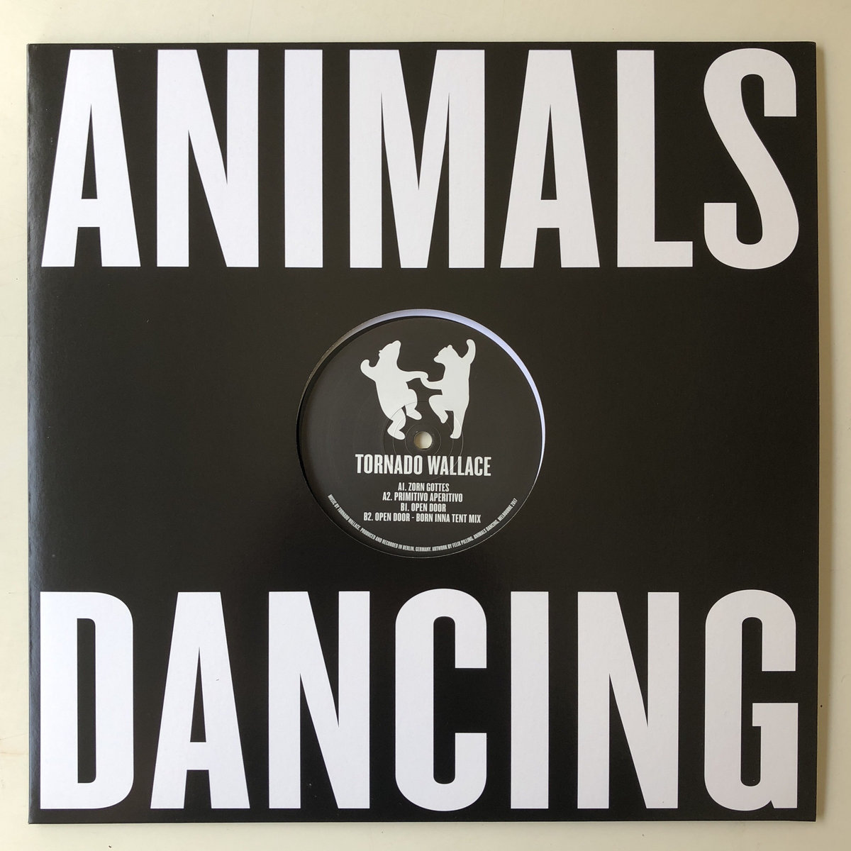 EP for Animals Dancing | Animals Dancing