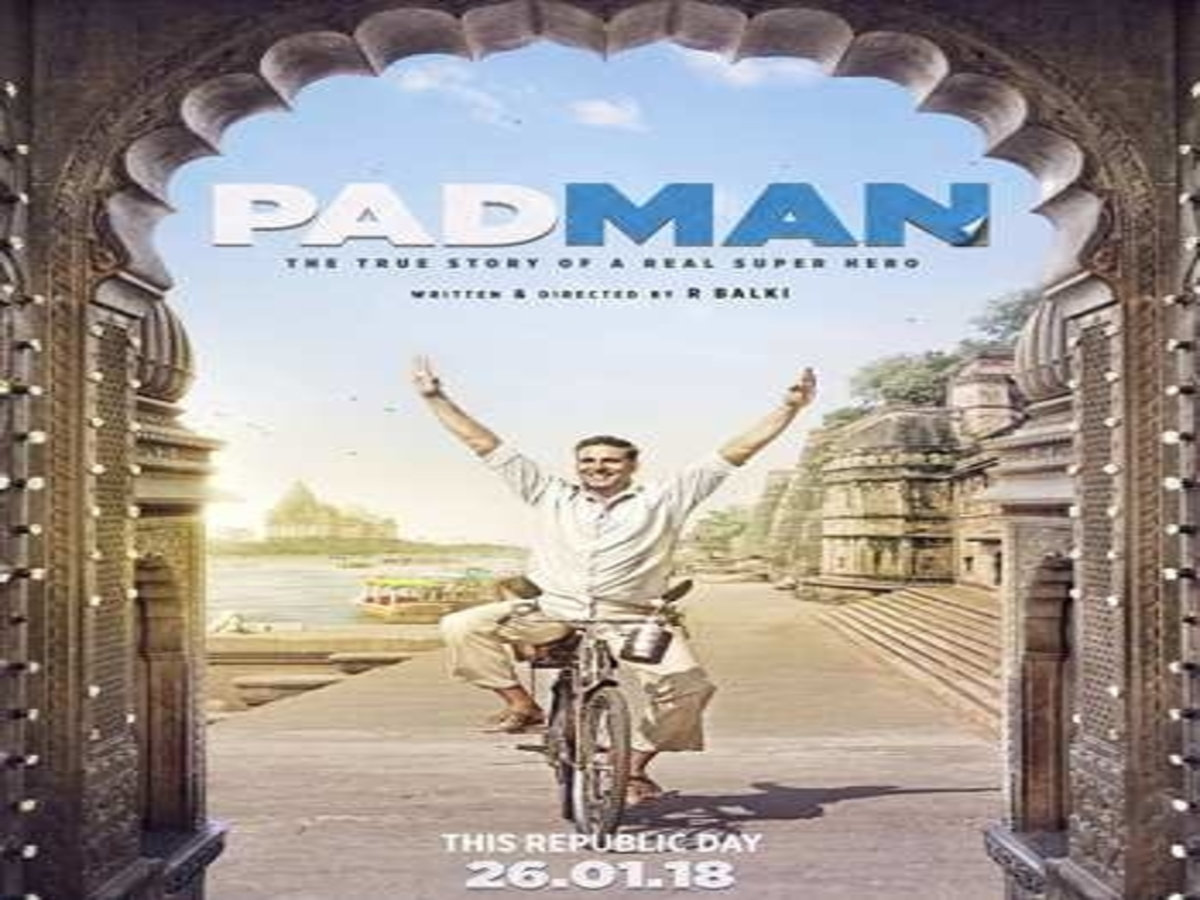 padman movies counter