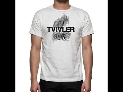 Coral t-shirt (white) main photo