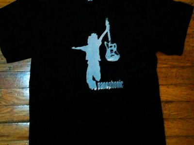 "New Panophonic ""Jump for joy"" T-Shirt main photo"