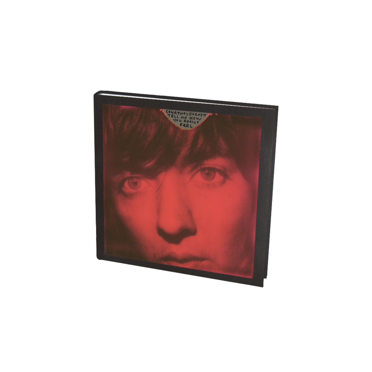 Need a little time courtney barnett deluxe cd limited casebound cd with 24p booklet of photographs and lyrics socks 3 colour thread red sock with album title logo malvernweather Image collections