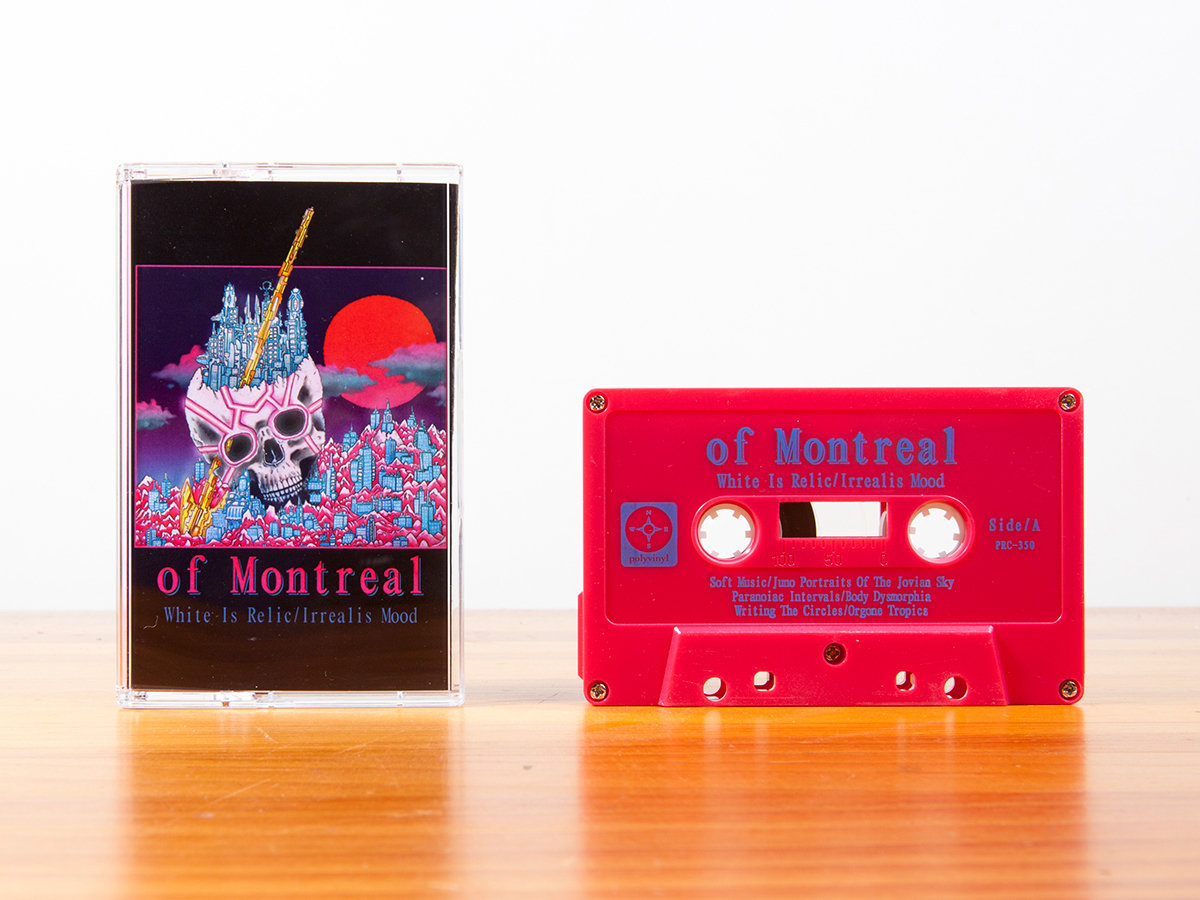 Soft Music/Juno Portraits Of The Jovian Sky   of Montreal