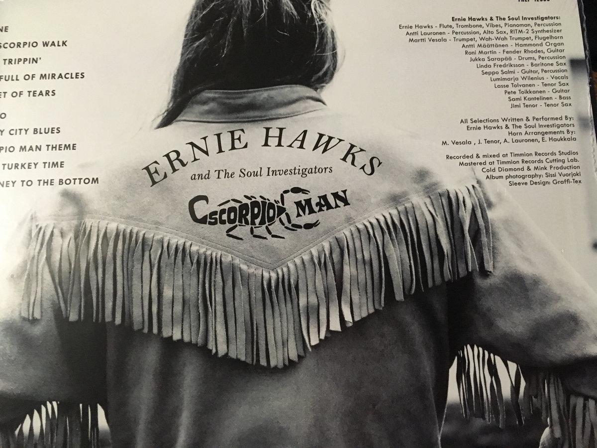 Scorpio Man Theme | Ernie Hawks and The Soul Investigators