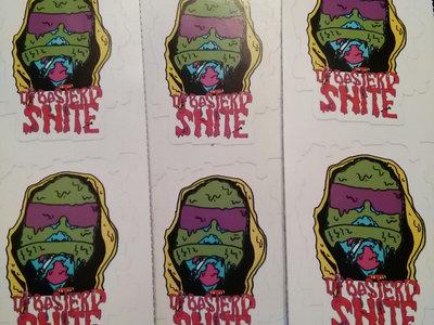 DJ BASTERD SHITE -STICKER main photo