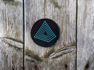 Pyramid Echoes Iron-On Patch (includes download) main photo