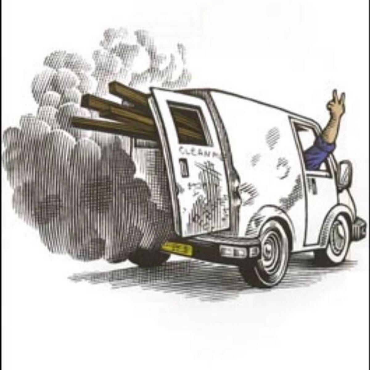 Omwv Old Man White Van