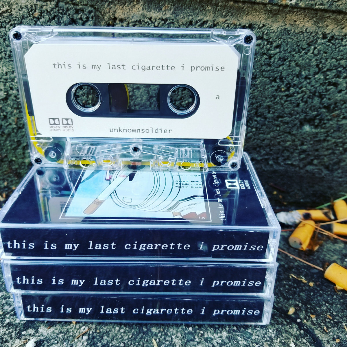 this is my last cigarette i promise   Gulf Audio Company