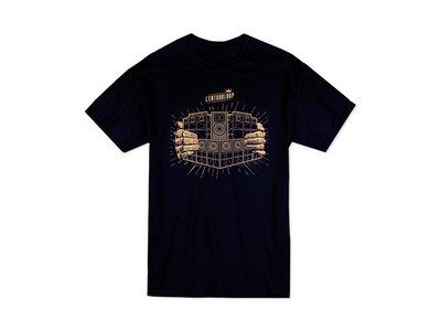Le Savoir Faire T-Shirt Men (Navy) main photo