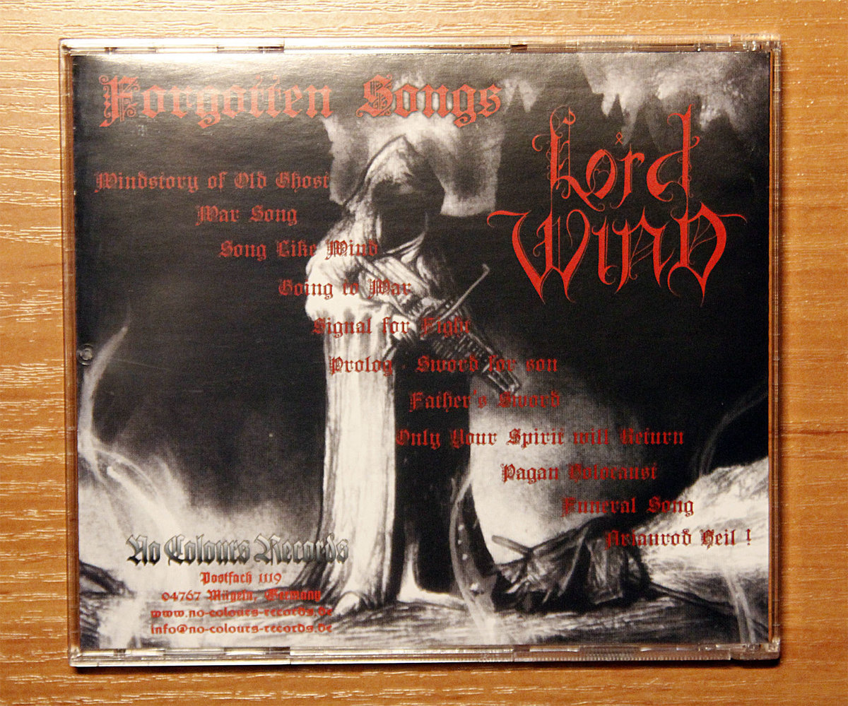 Windstory of Old Ghost | Lord Wind