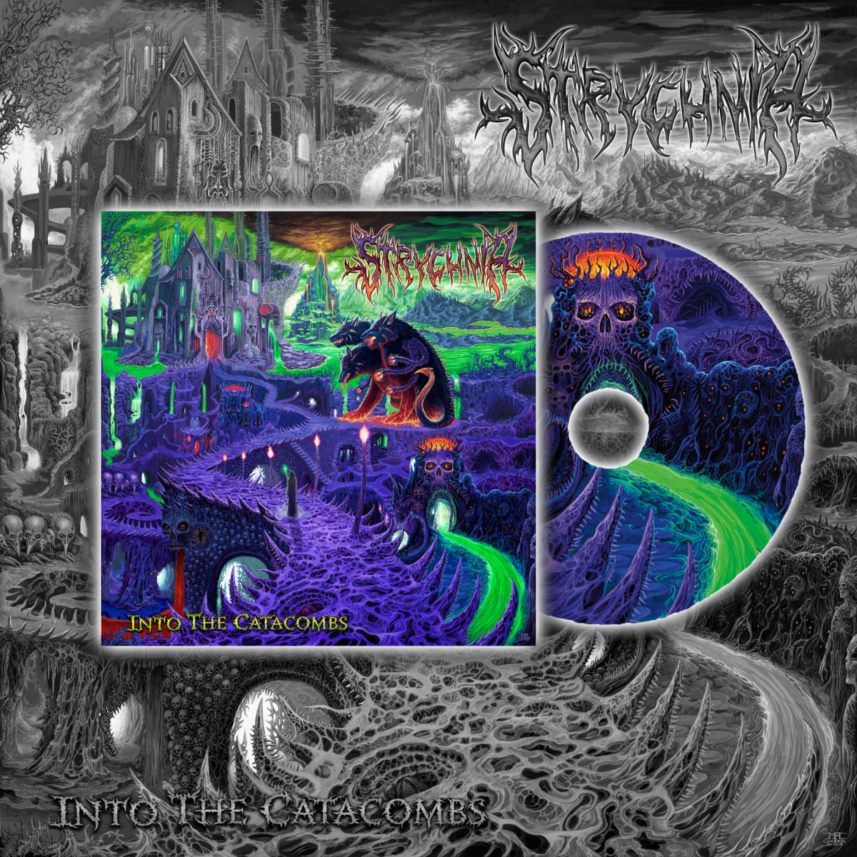 Blood of the Damned | Strychnia