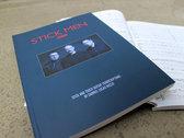 Stick Men - SCORED (book) photo