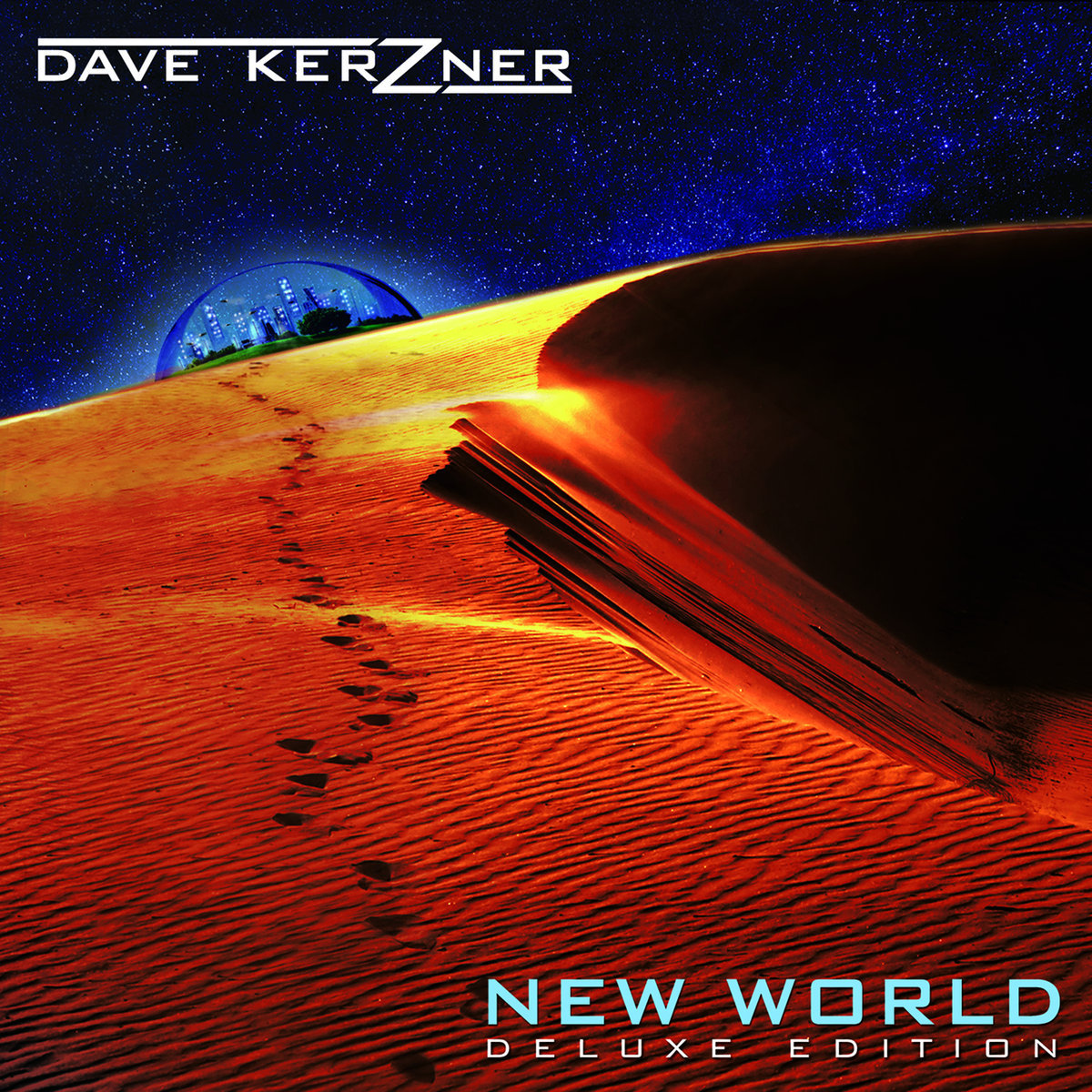 New World (Deluxe Edition) | Dave Kerzner & Sonic Elements