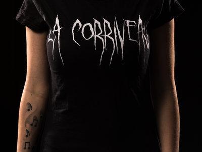 """T-Shirt """"La Corriveau"""" Girlie main photo"""