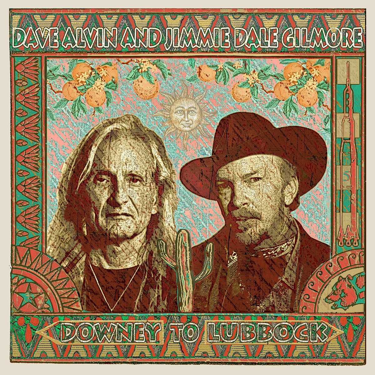 Billy the Kid and Geronimo | Dave Alvin