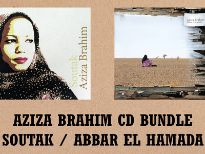 AZIZA BRAHIM CD BUNDLE main photo