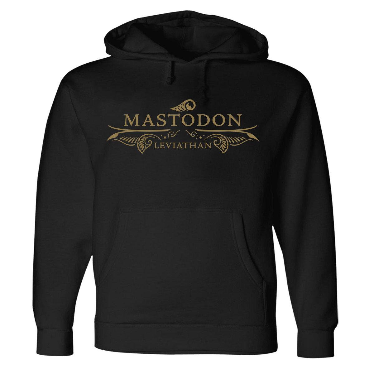 621c323d4 Mastodon - Logo (Leviathan) Pullover Hoodie. T-Shirt/Apparel + Digital Album