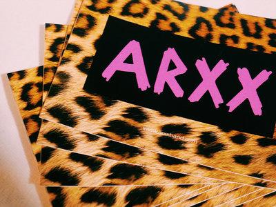ARXX STICKER main photo