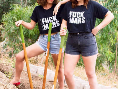 Fuck Mars T-Shirt main photo