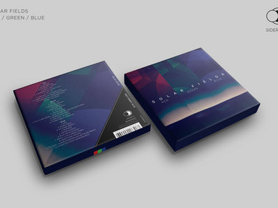 Solar Fields 'R.G.B.' Triple CD box set main photo