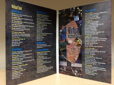 Virtual Tour: A Reduced Carbon Footprint Concert Series, DVD (NTSC) main photo