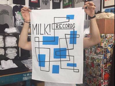 MILK! RECORDS - Jeff Raglus [ARTIST SERIES] TEATOWEL main photo