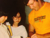 1983 Terry Funk t-shirt reissue // yellow photo