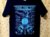"""MIND THE GAP"" Black T-Shirt photo"