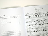 March EP Sheet Music Booklet photo