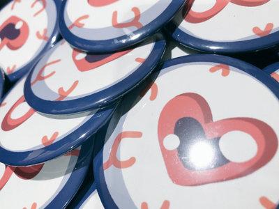 """Creep-P """"Hearts in My Eye"""" Button main photo"""