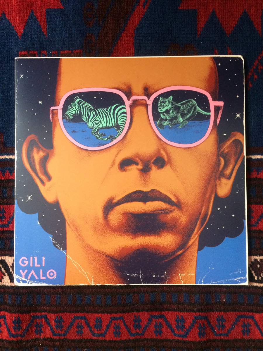 Gili Yalo | Dead Sea Recordings