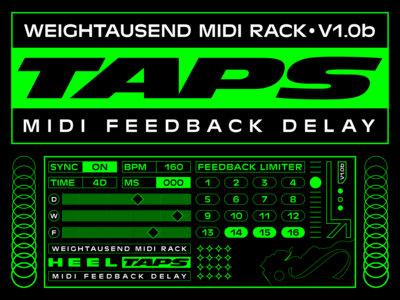 WEIGHTAUSEND MIDI RACK | TAPS v1.0b main photo