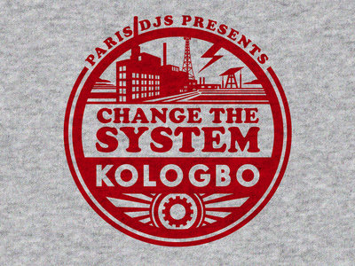 Wearplay EP#25 - Kologbo - Change The System - T-shirt Made In France main photo