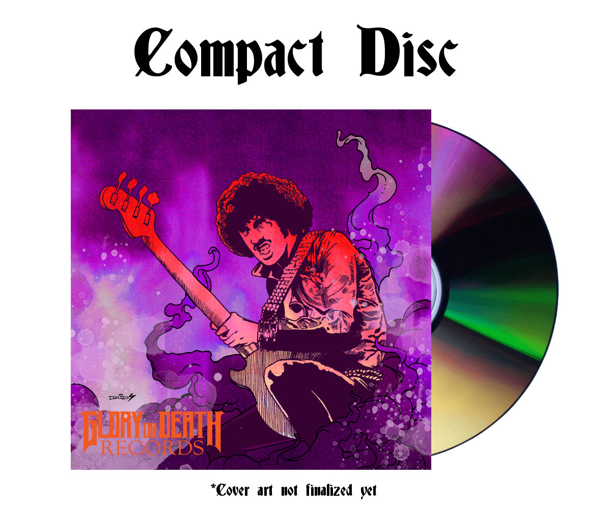 Bow to Your Masters Volume 1: Thin Lizzy | Glory or Death