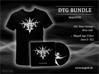 DTG BUNDLE :  Demo 2016 + Logo Shirt main photo