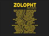 """Coast to Coast Tour"" T-Shirt (Limited Edition) photo"