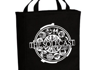 Solecast Grocery Tote main photo